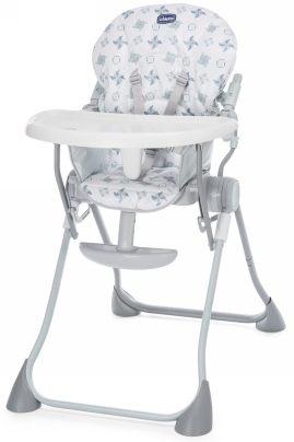 Chicco Pocket Meal Grey