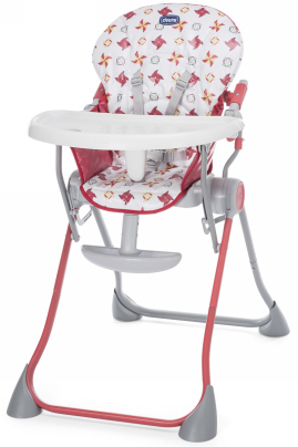 Chicco Pocket Meal Red