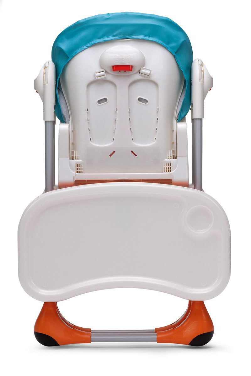 Chicco Polly 2 in 1 вид сзади. Съёмная столешница