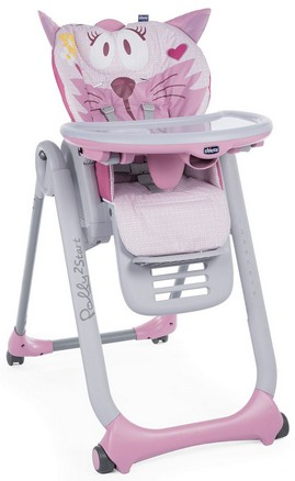 Chicco Polly 2 Start Miss Pink