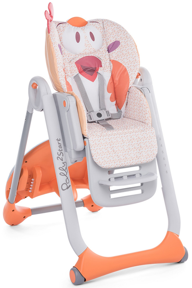 Chicco Polly 2 Start в качестве стула без столика.