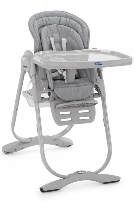 Chicco Polly Magic Light Grey